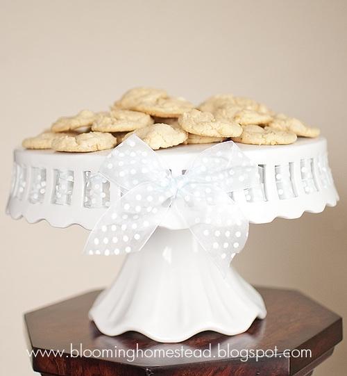 White Chocolate Macademia Nut Cookies