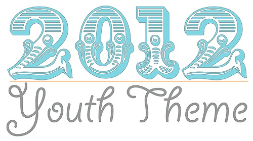 2012 Youth Theme Printables