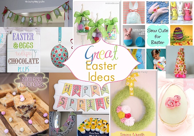 Fabulous Easter Ideas {Highlights}
