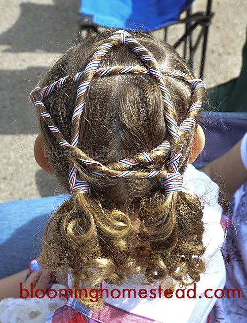 4th of July Hairstyle