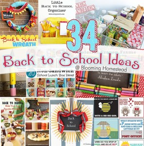 Back to school roundup