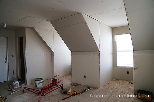 Attic Room Remodel