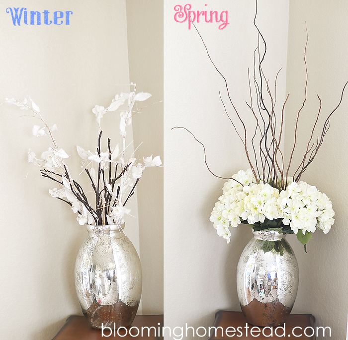 Blooming Homestead Spring Decor