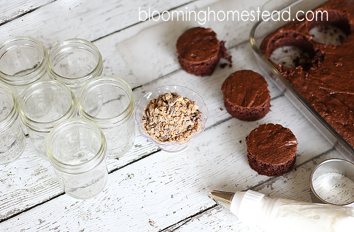 Delicious Chocolate Trifle Recipe from Blooming Homestead