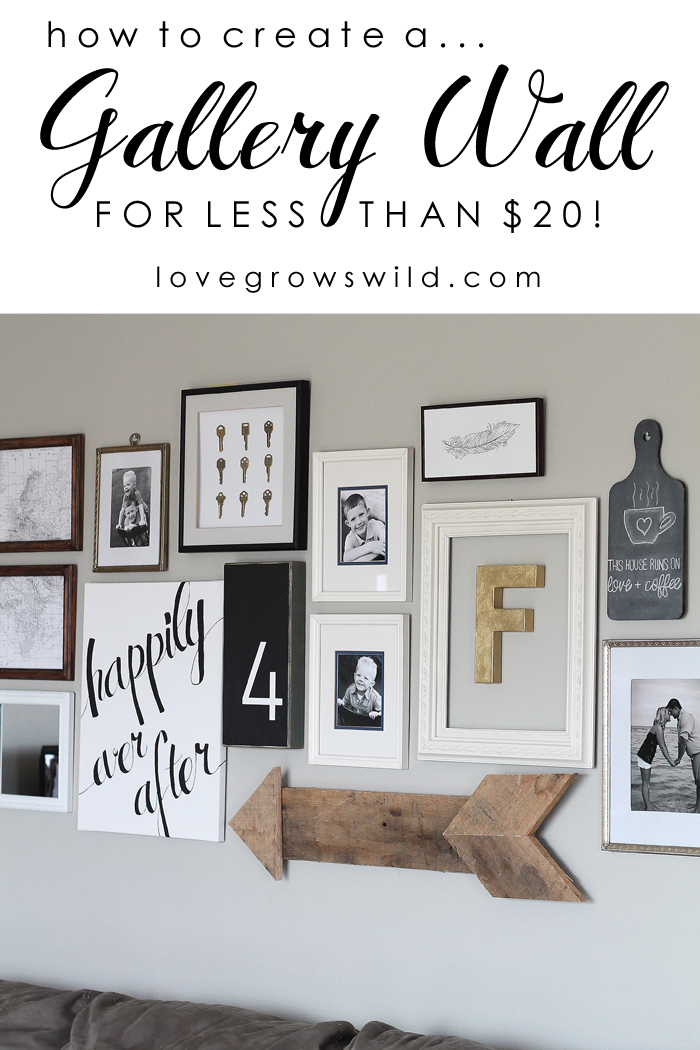 30 fabulous ideas for your home blooming homestead - Decorating walls with pictures ...