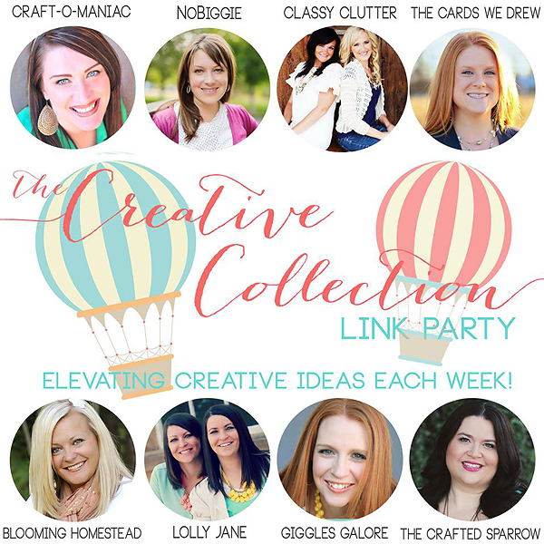 The Creative Collection Link Party #1