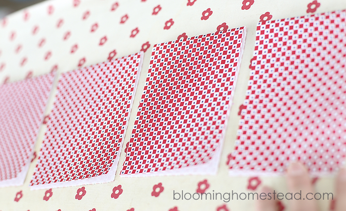 DIY Fabric Banner by Blooming Homestead6