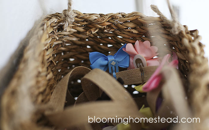 DIY Hairbow Holder by Blooming Homestead10