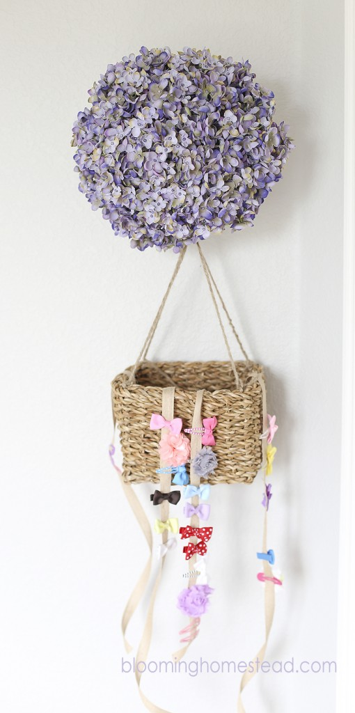 DIY Hairbow Holder by Blooming Homestead9