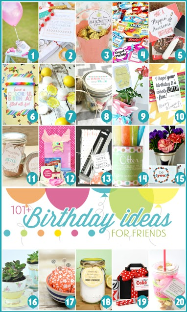 101 Birthday Ideas for Friends 1 (1)