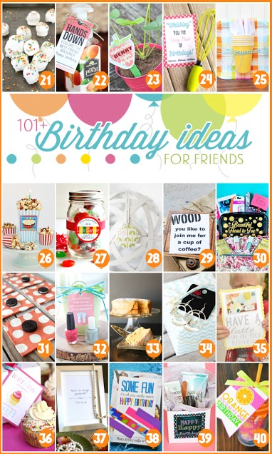 101 Birthday Ideas for Friends 2 (1)