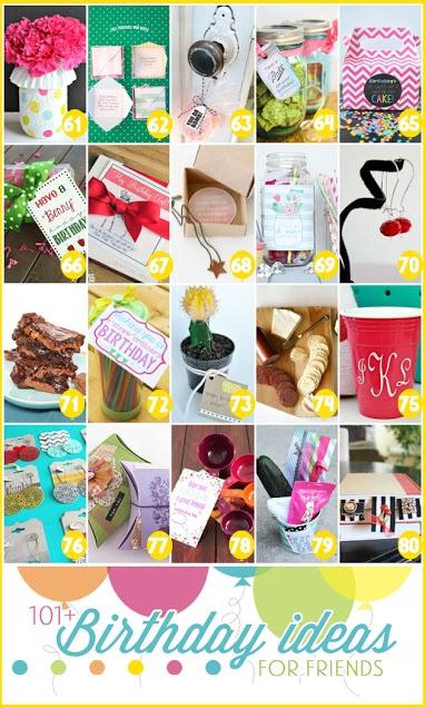 101 Birthday Ideas for Friends 4 (2)