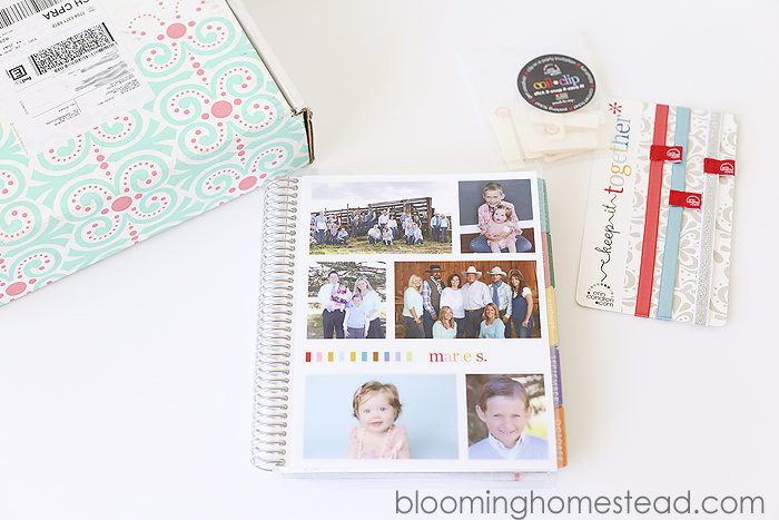 Getting Organized and a giveaway!