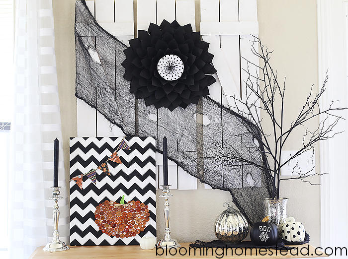 2Halloween Vignette at Blooming Homestead copy