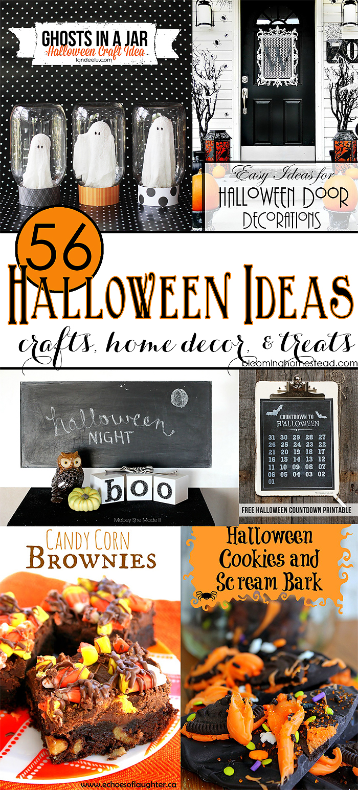 5 6 Halloween Ideas at Blooming Homestead