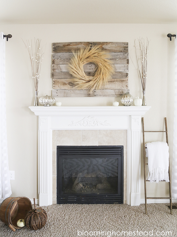 7Fall Mantle by Blooming Homestead copy