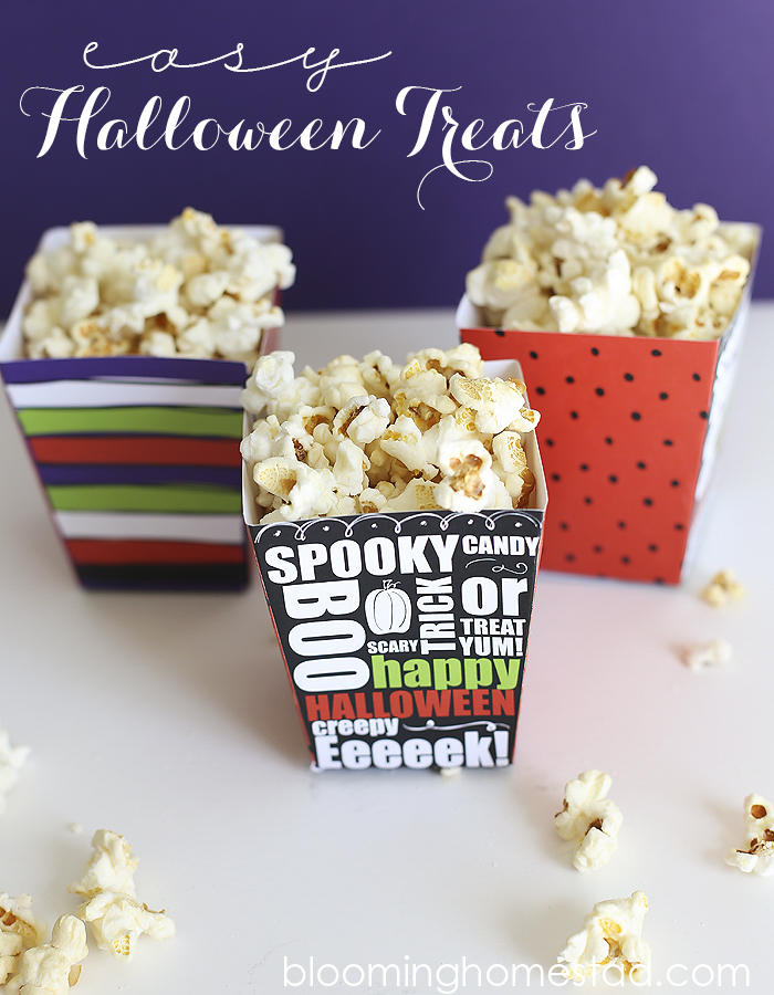 Halloween Treats by Blooming Homestead copy