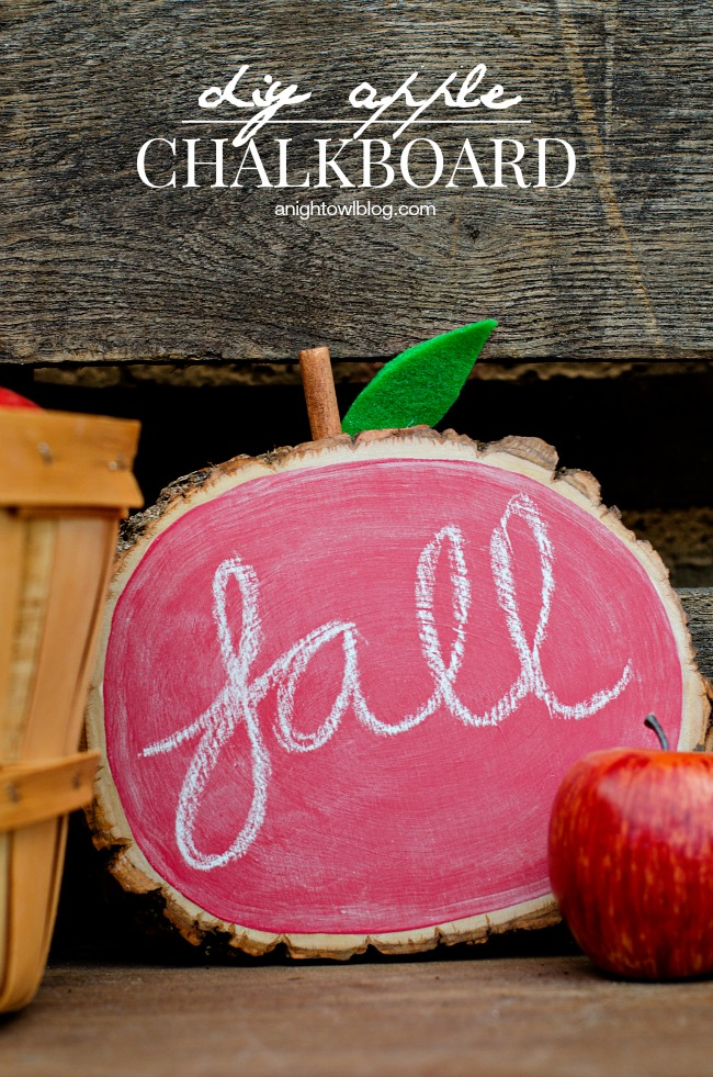http://anightowlblog.com/2014/09/diy-apple-chalkboard.html