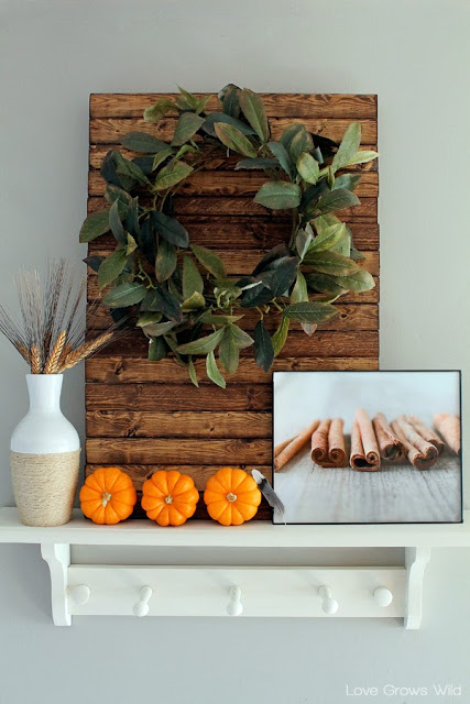 Fall Decorating Ideas #fall #falldecor #pumpkins