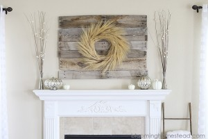 #falldecor #fall #fallmantle #neutraldecor