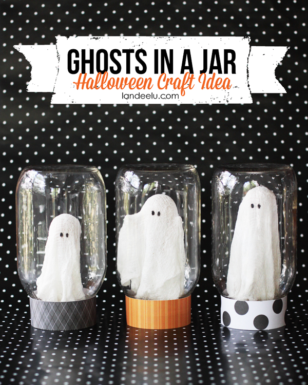 Ghost-Halloween-Craft