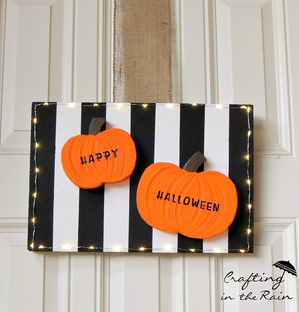 halloween-door-hanging