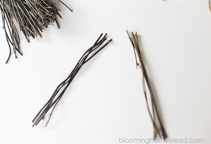 DIY Rustic Twig Star1 by Blooming Homestead