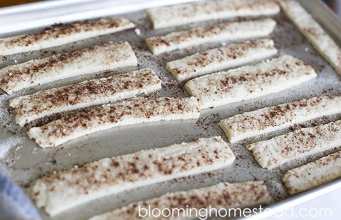 crustos by Blooming Homestead