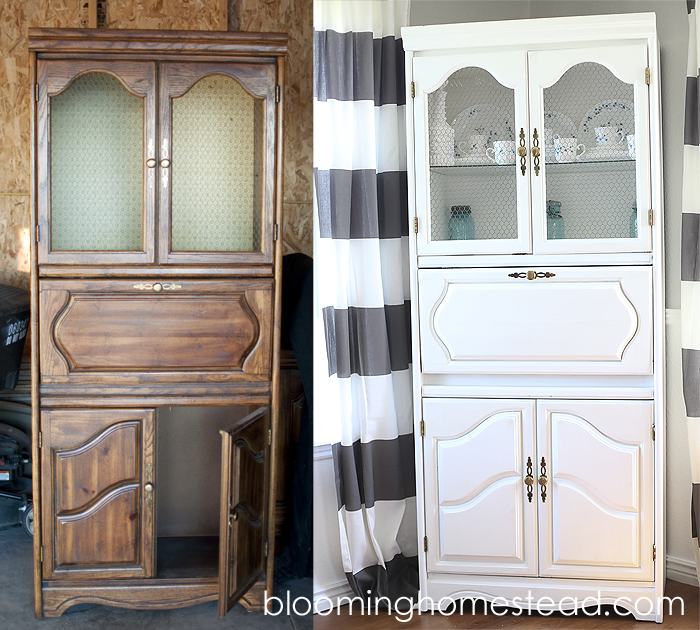1Cabinet-makeover-with-Chalk-Paint-by-Blooming-Homestead