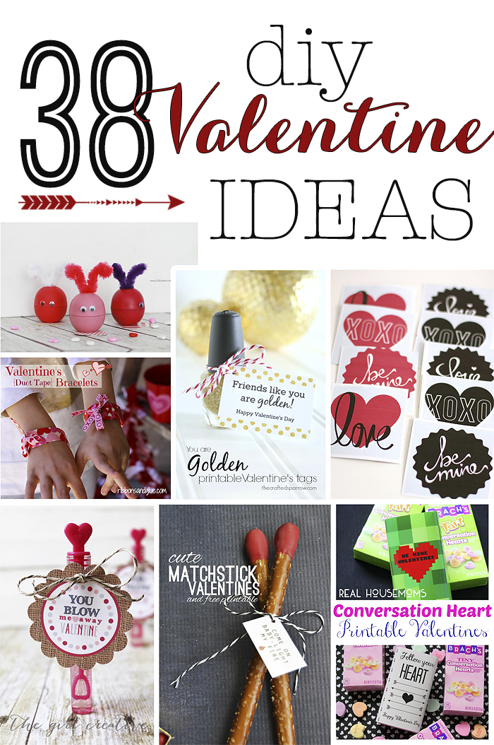 DIY Valentine Ideas