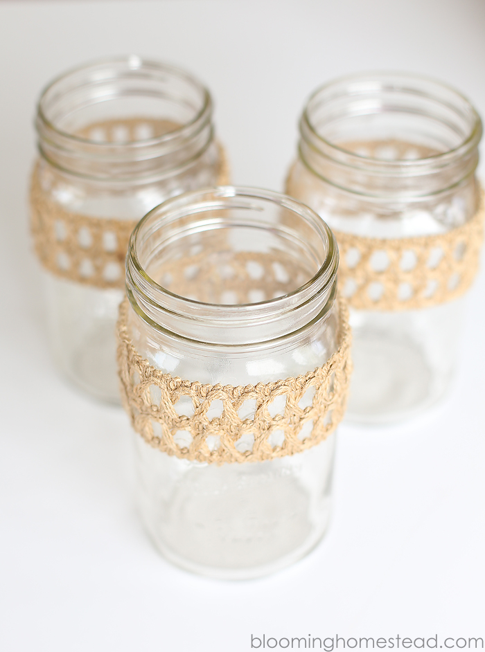 Mason Jars by Blooming Homestead