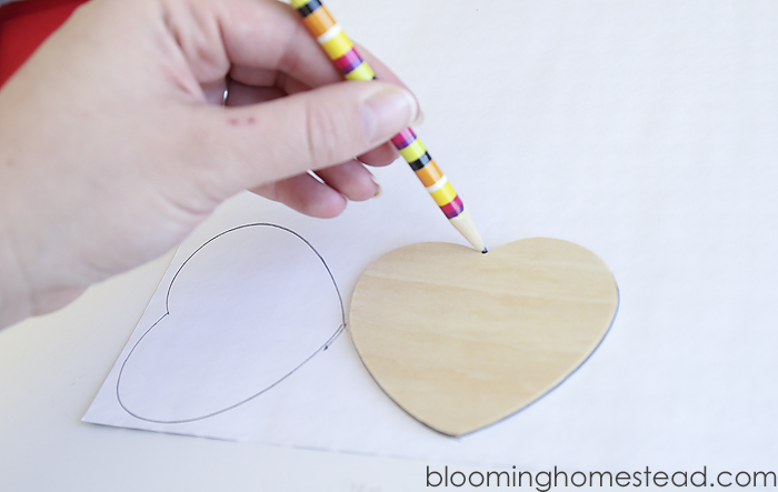 diy heart canvas5