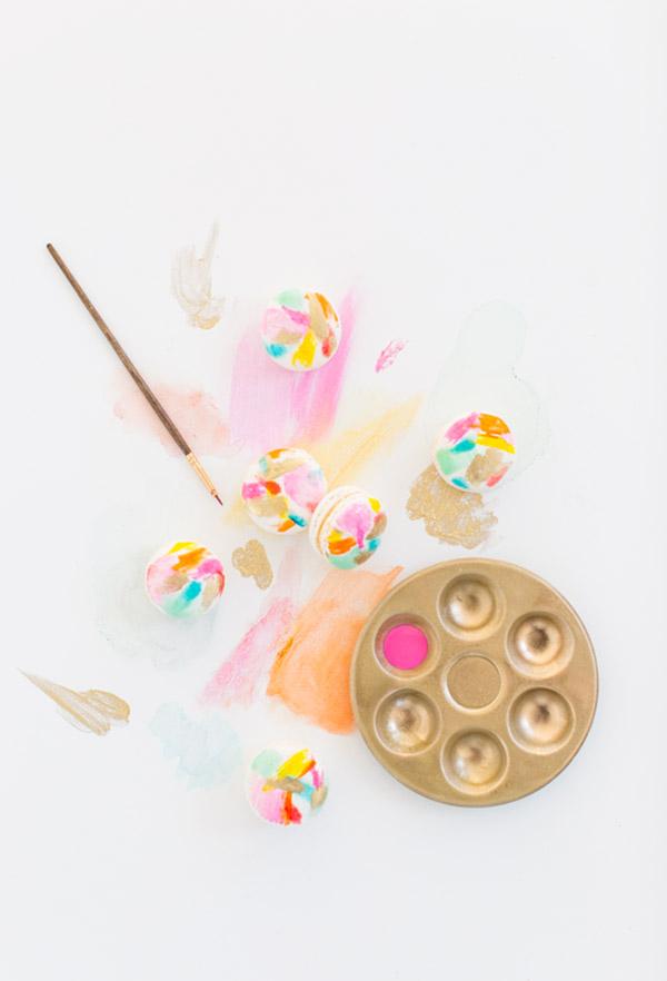 CCArt-Macarons