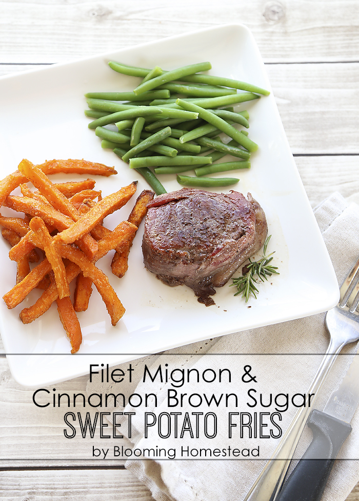Cinnamon and Brown Sugar Sweet Potato Fries2 by Blooming Homestead