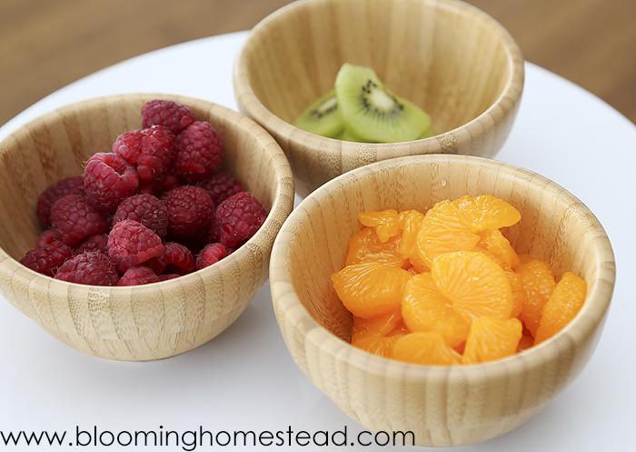 Mini Fruit Tarts1