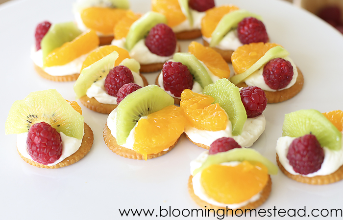 Mini Fruit Tarts4