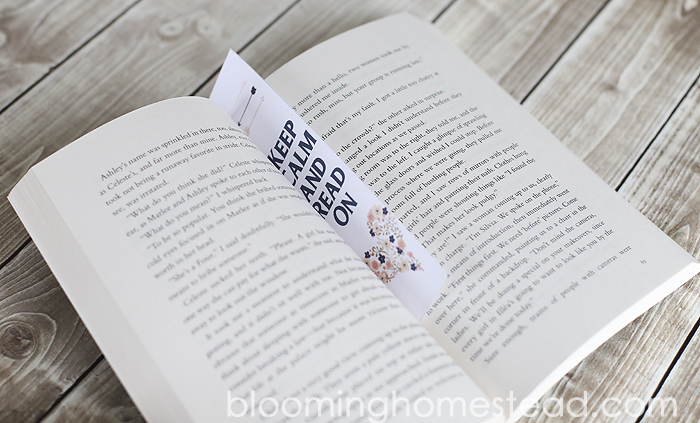 Printable Bookmarks3