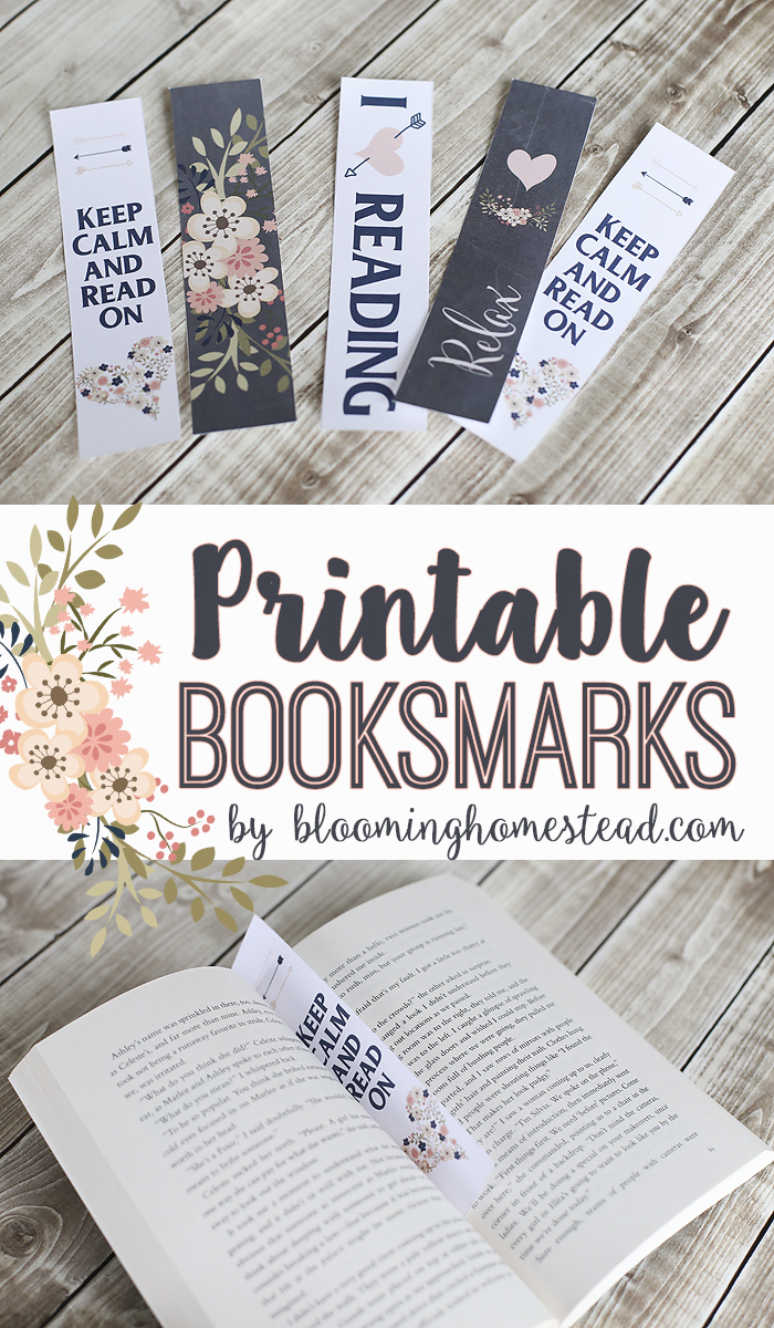 Wild image within cute bookmarks printable