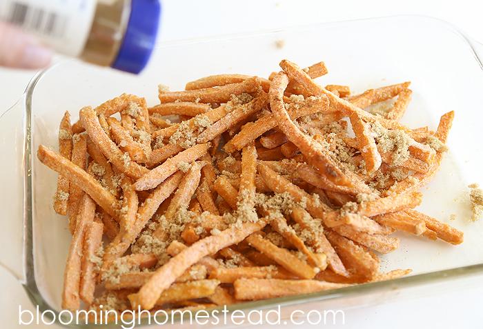 Sweet Potato Fries1