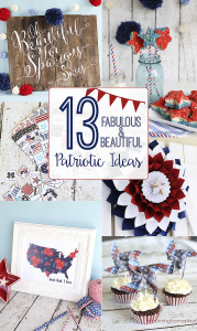 Tons of patriotic ideas, recipes, home decor, and free printables.