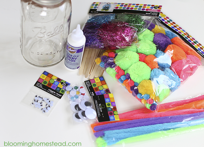 Fun kids craft, easy to assemble and hours of fun. Perfect boredom buster!