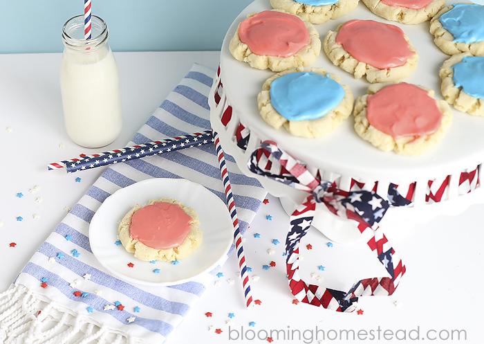 Swig Cookies-Patriotic Style