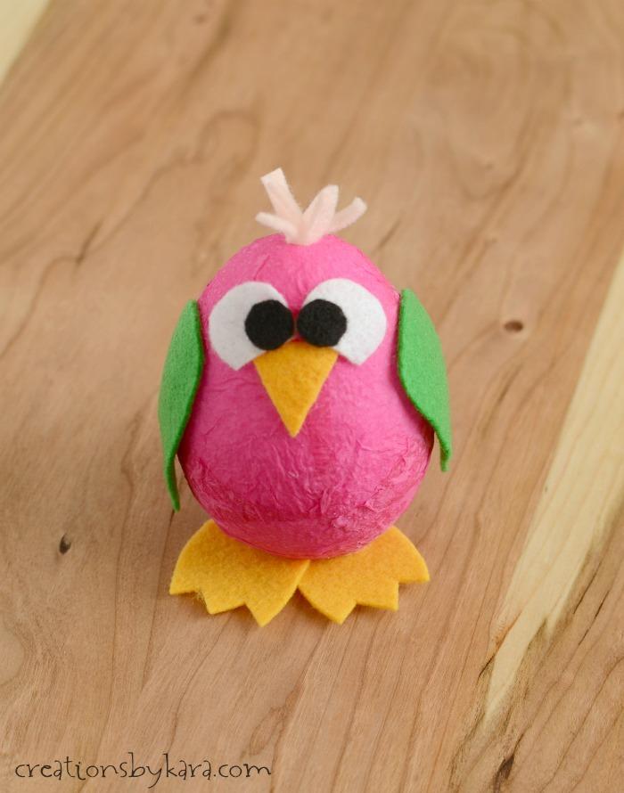 Kids-Crafts-Styrofoam-and-Felt-Bird-084-1