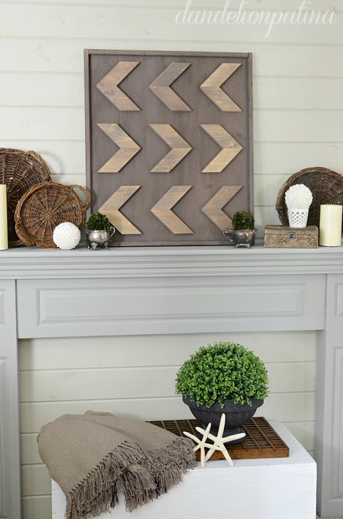 CCABBEYhomestead-house-stain-rustic-arrow-wall-art-diy