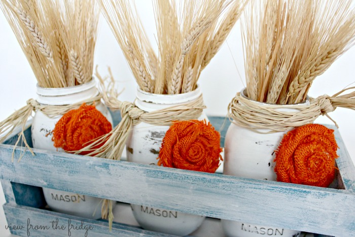CC fall-centerpiece-orange-turquoise-upclose