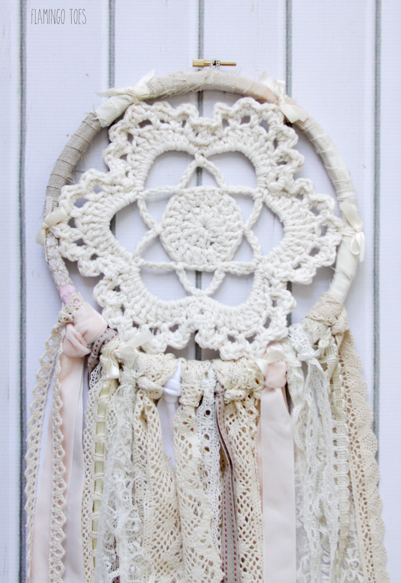 CC Crochet-Medallian-Dreamcatcher