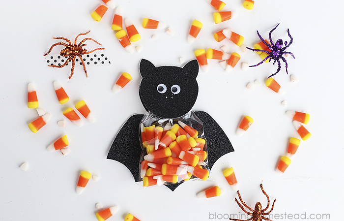 DIY Halloween Bat Treat