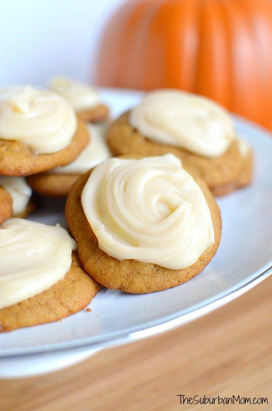 rebeccaIced-Pumpkin-Spice-Cookies