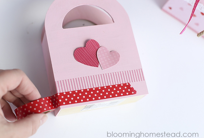 Embellished Gift boxes, super cute and easy to make!