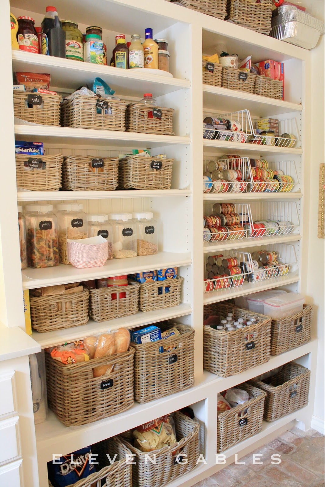 Eleven Gables Pantry